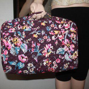 Vera Bradley Indiana Rose Laptop Bag